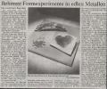 Mittelbayerische Zeitung Mai 1993