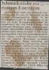 Ausstellung verWertbar Mittelbayerische Zeitung Oktober 1994