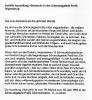 Ausstellung Steinzeit Pressemitteilung Mai 1994