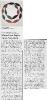 Ausstellung Schmuck aus Papier Pappe Pergament Goldschmiedezeitung Mai 1996