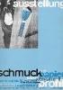 Ausstellung Schmuck aus Papier Pappe Pergament Mai 1996