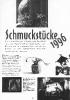 Ausstellung Schmuckstücke 96 Reithalle München Quelle unbekannt 1996