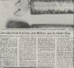 Ausstellung Herbstzeitlos Mittelbayerische Zeitung September 1996