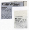Ausstellung Jahresende Rundschau November 1997