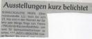 Ausstellung Trau dich Ehe du zweifelst Ring Logo Mai 1998