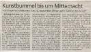 Ausstellung Danner Preisträger Mittelbayerische Zeitung September 1999