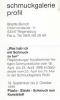Ausstellung Was hab ich mit Schmuck zu tun Regensburg Ausstellungen April 1999