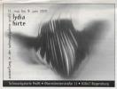 Anzeige Schmuckgalerie Profil Schmuckobjekte aus Karton Mai 2001