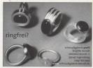 Anzeige Schmuckgalerie Profil Ring Frei Juni 2002