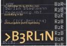 Ausstellung B3rlin September 2002