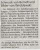 Ausstellung Was habe ich mit Schmuck zu tun Volume 2 Mittelbayerische Zeitung Oktober 2002