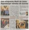 Ausstellung Federleicht an Hals um Schulter Mittelbayerische Zeitung September 2005