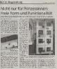 Ausstellung Jahresende Mittelbayerische Zeitung Dezember 2005