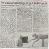 Ausstellung Grosse Ostbayerische Ausstellung Kunst und Gewerbeverein Mittelbayerische Zeitung Mai 2006