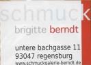 Anzeige brigitte berndt Schmuck Filter Dezember 2007
