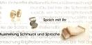 Ausstellung Sprich mit Ihr, Schmuck und Sprache September 2008