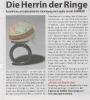 Ausstellung 20 Jahre Brigitte Berndt Schmuck Als wär es ein Ring für mich Kulturjournal April 2013